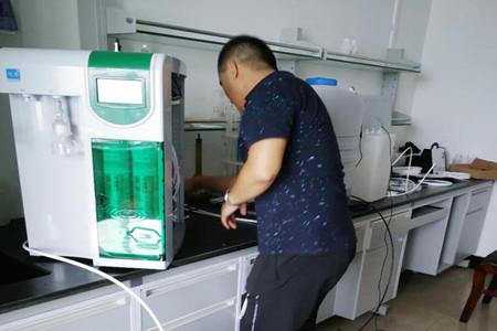 医用实验室超纯水机操作规范