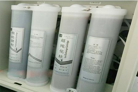 超纯水纯化柱
